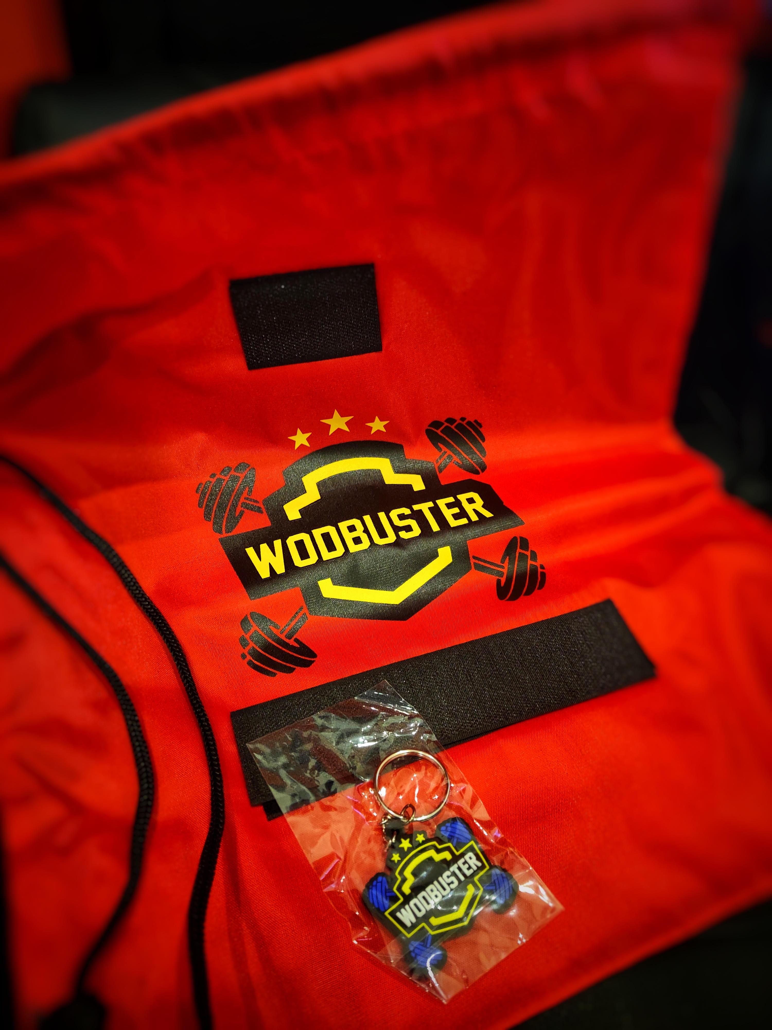 Wodbuster mochila