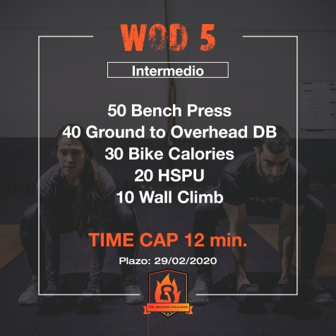 post_wod 5 Intermedio