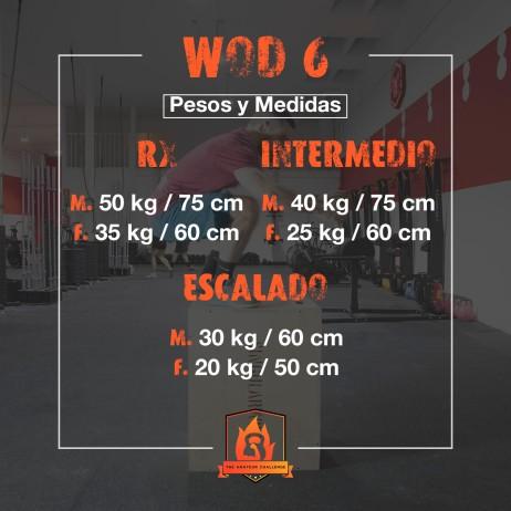 post_wod 6 Pesos y Medidas
